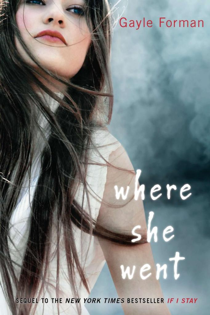 Review Where She Went By Gayle Forman