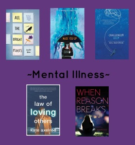 Mental Illness Covers