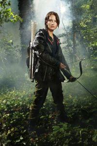 Katniss (The Hunger Games/MockingJay)