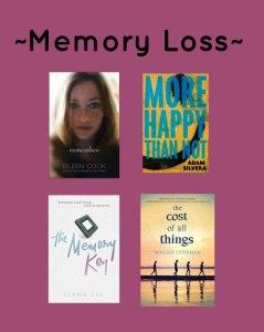 Memory Loss Covers