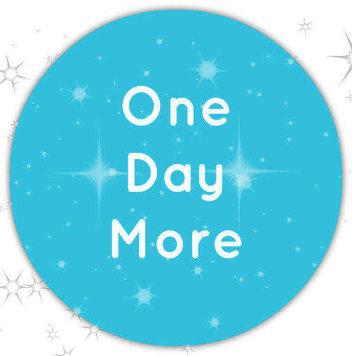 One Day More is my sporadic feature where I showcase books that have