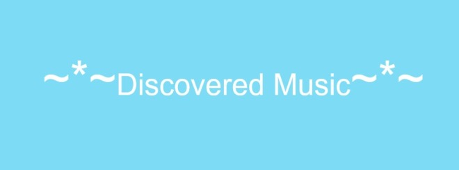 Discovered Music