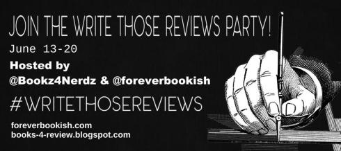Write Those Reviews Party