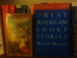 Howl's Moving Castle / Best American Short Stories