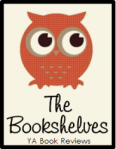 The Bookshelves Blog Button (Owl)