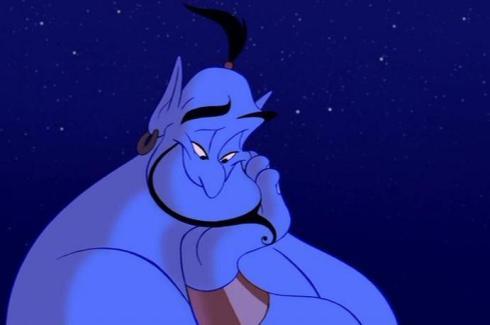 Genie - Aladdin