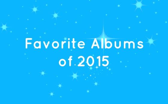 Fave Albums