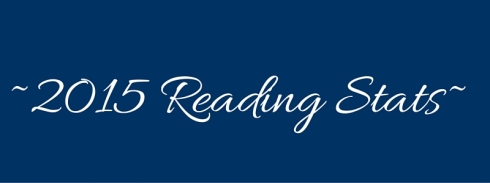 2015 Reading Stats