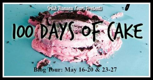100 Days of Cake Banner