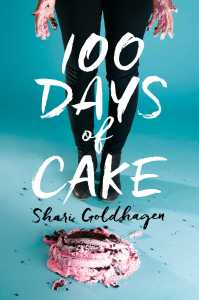 100 Days of Cake Cover